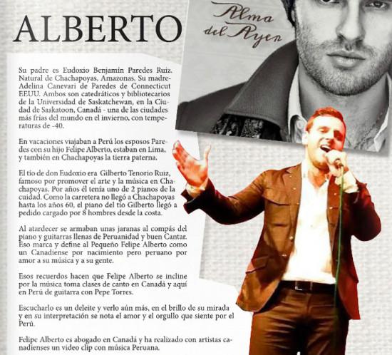 Felipe Alberto - Revista De Cajón