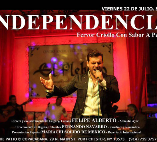 Independencia - July 22 2016